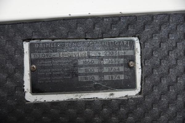 Used 1967 Mercedes-Benz 230SL    Torrance, CA