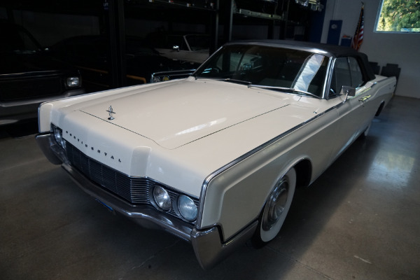 Used 1967 Lincoln Continental 4 DOOR CONVERTIBLE  | Torrance, CA