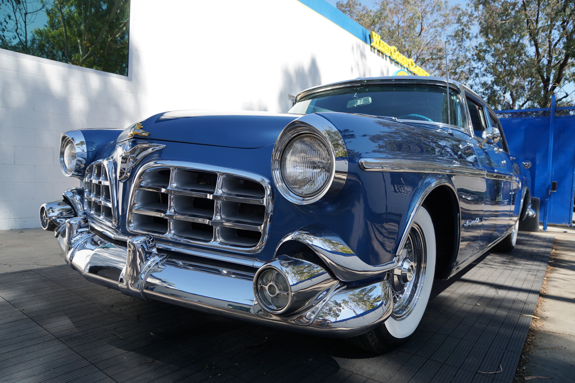 1955 Chrysler Imperial Stock 126 For Sale Near Torrance Ca Ca