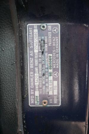 Used 1977 Mercedes-Benz 6.9 4 Door    Torrance, CA