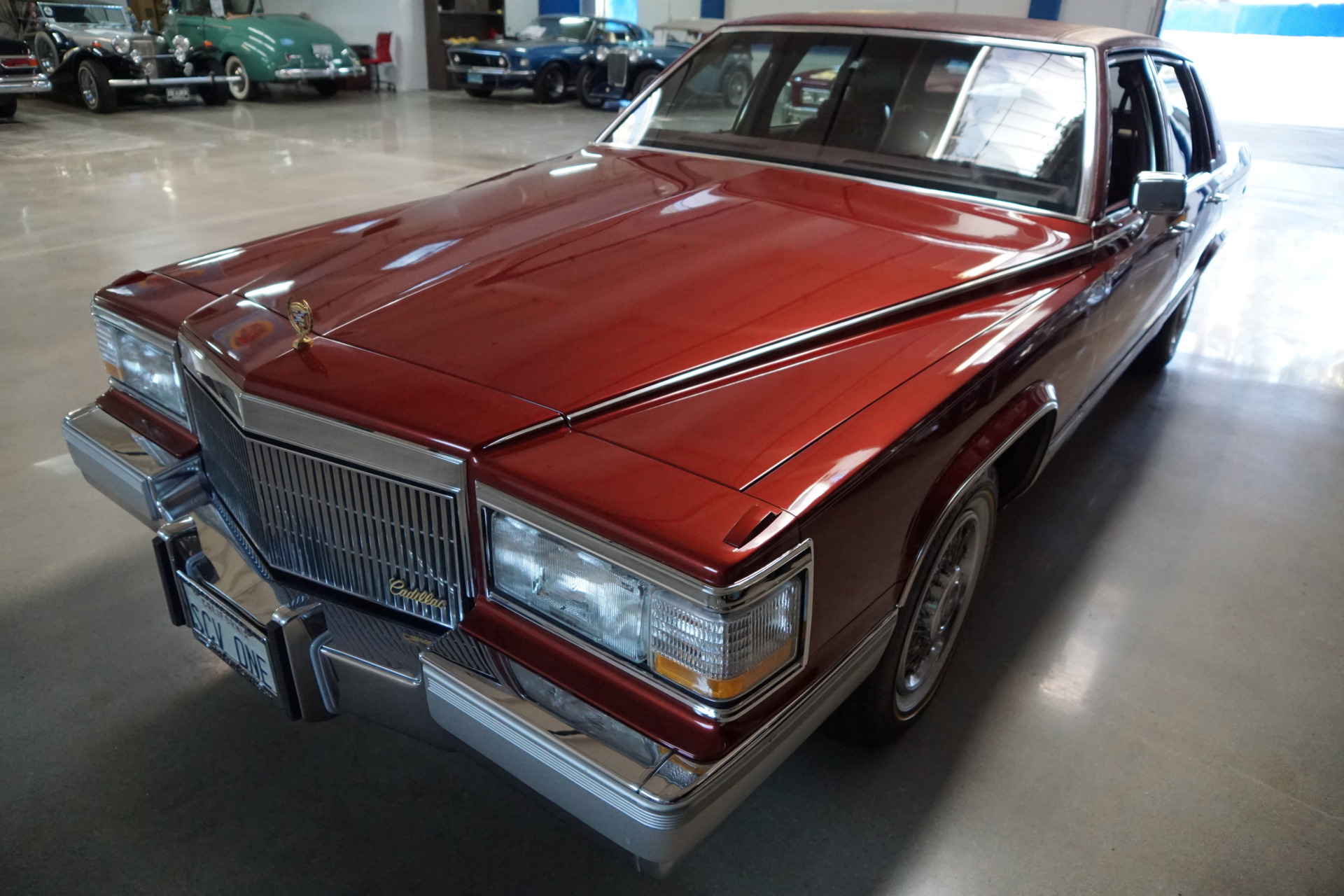 classic sale cars autotrader brougham car american cadillac for classics on
