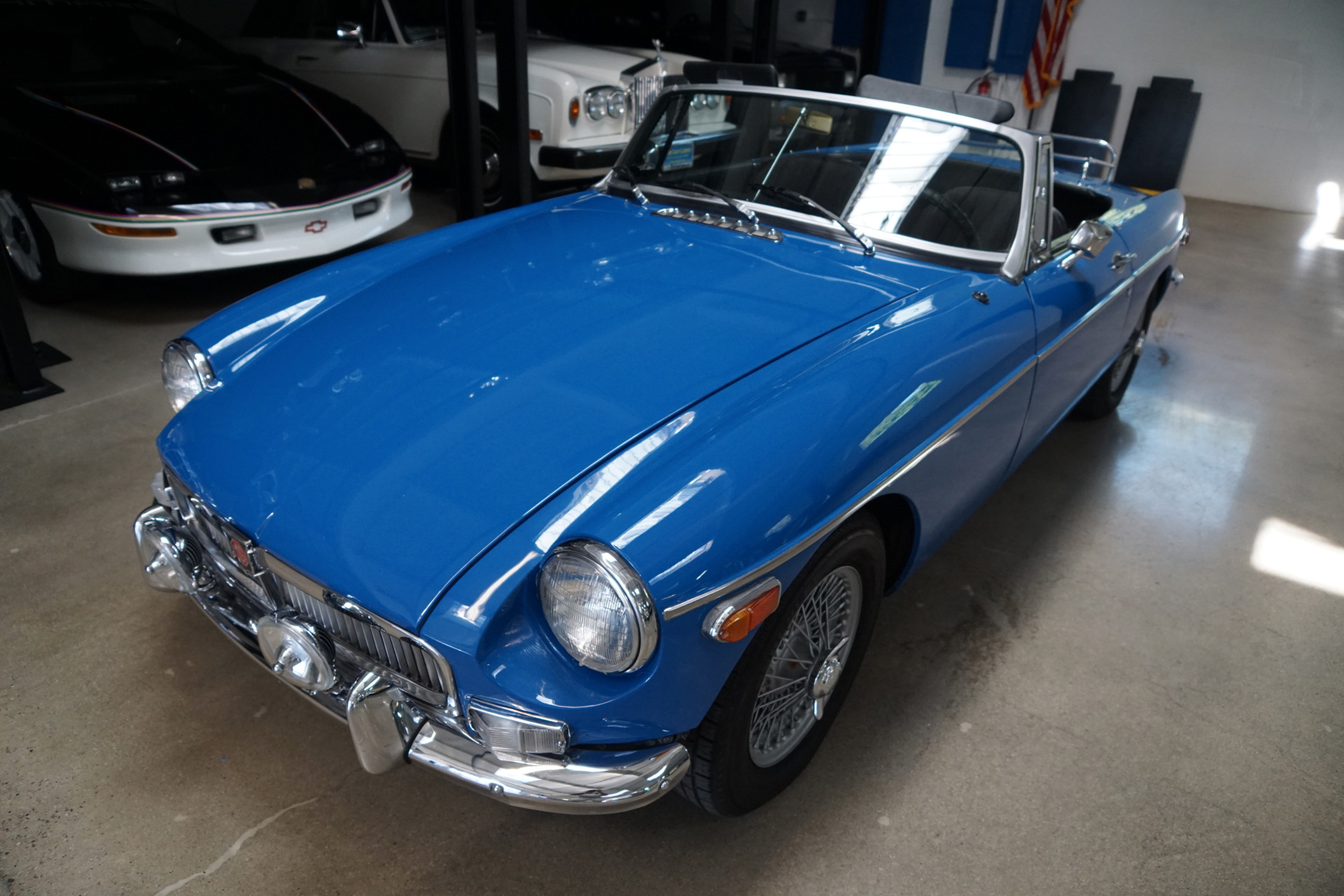 1968 MG MGB Stock 550 for sale near Torrance CA
