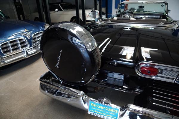 Used 1958 Ford Fairlane 500 Sunliner    Torrance, CA