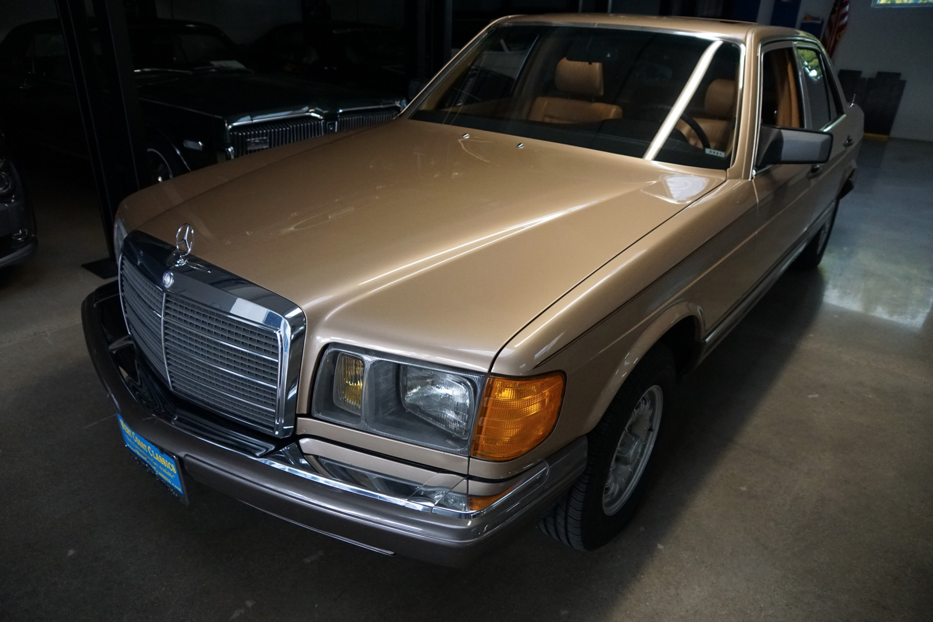 1983 mercedes benz 300 sd turbo diesel 300sd stock 688 for Mercedes benz 300 diesel