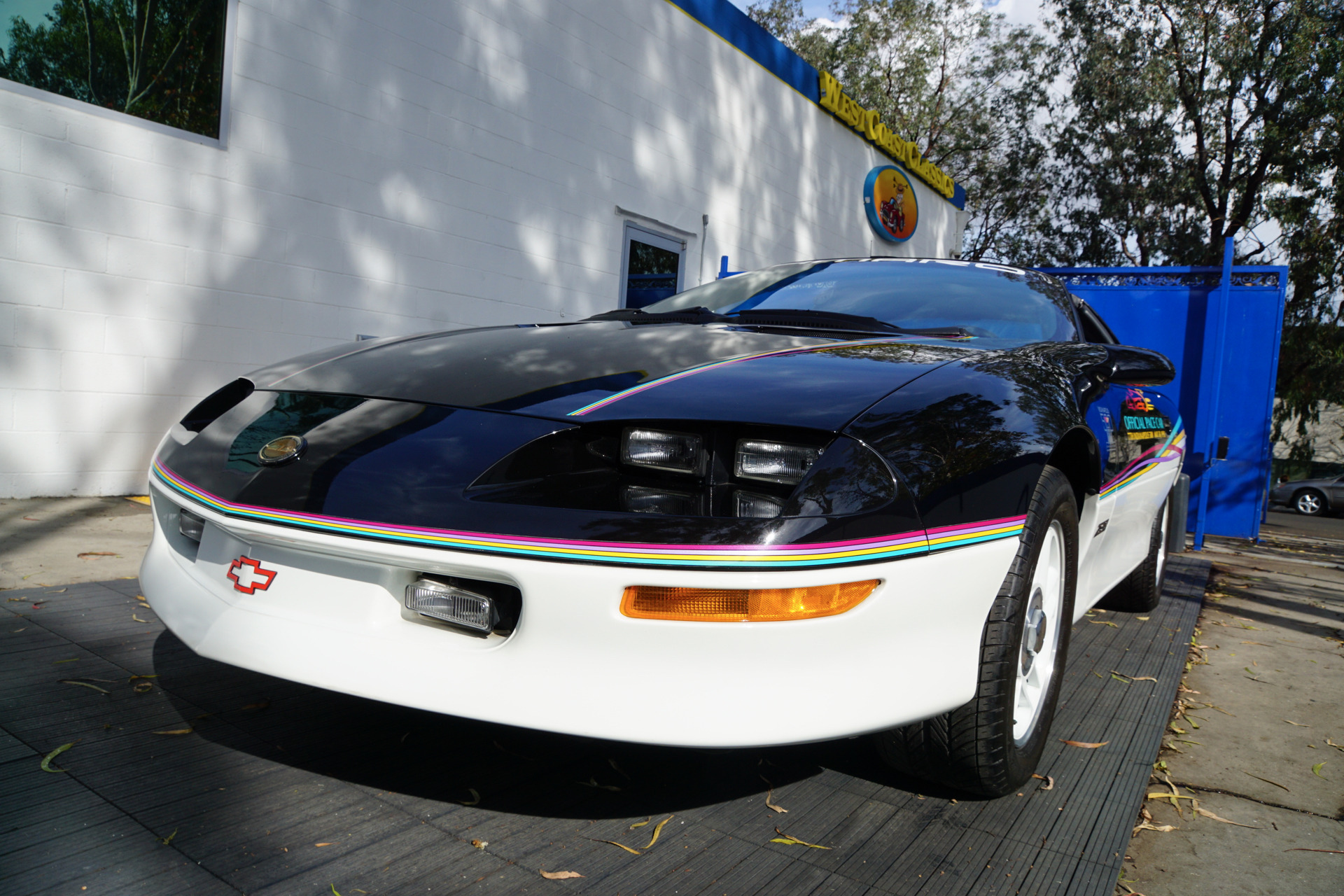 1993 Chevrolet Camaro Z28 Indy 500 Pace Car Edition Z28 Indy 500 ...