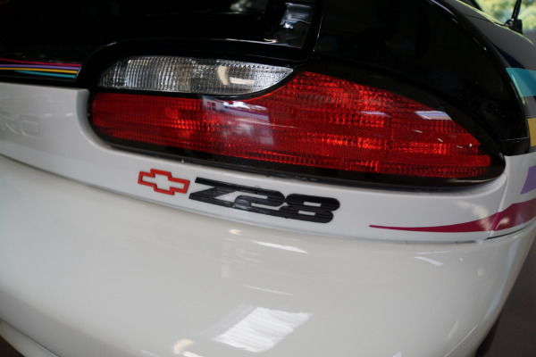 Used 1993 Chevrolet Camaro Z28 Indy 500 Pace Car Edition Z28 Indy 500 Pace Car Edition   Torrance, CA
