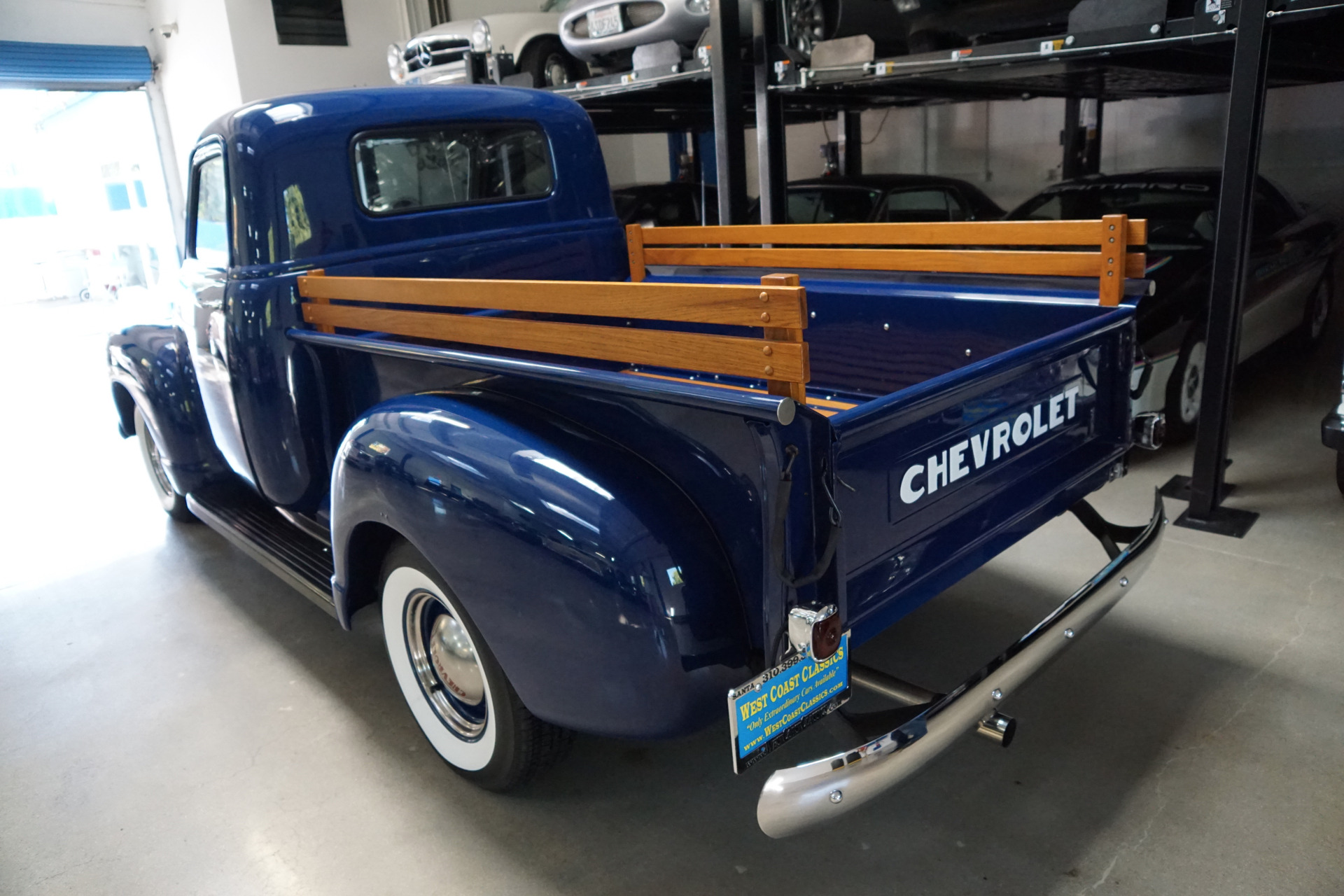 1949 Chevrolet 3100 PICK UP TRUCK Stock # 329 for sale near Torrance