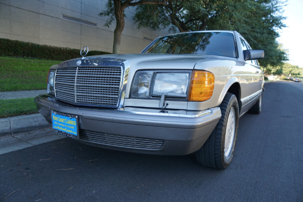 Used 1989 Mercedes-Benz 420-Class 420 SEL | Torrance, CA