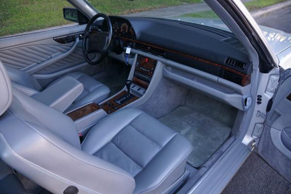 Used 1991 Mercedes-Benz 560-Class 560 SEC | Torrance, CA