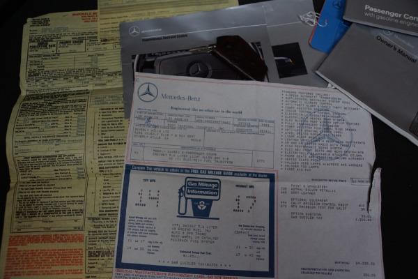 Used 1991 Mercedes-Benz 560-Class 560 SEC   Torrance, CA