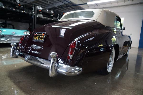 Used 1963 Rolls-Royce H.J Mulliner Silver Cloud III Drophead Coupe  | Torrance, CA