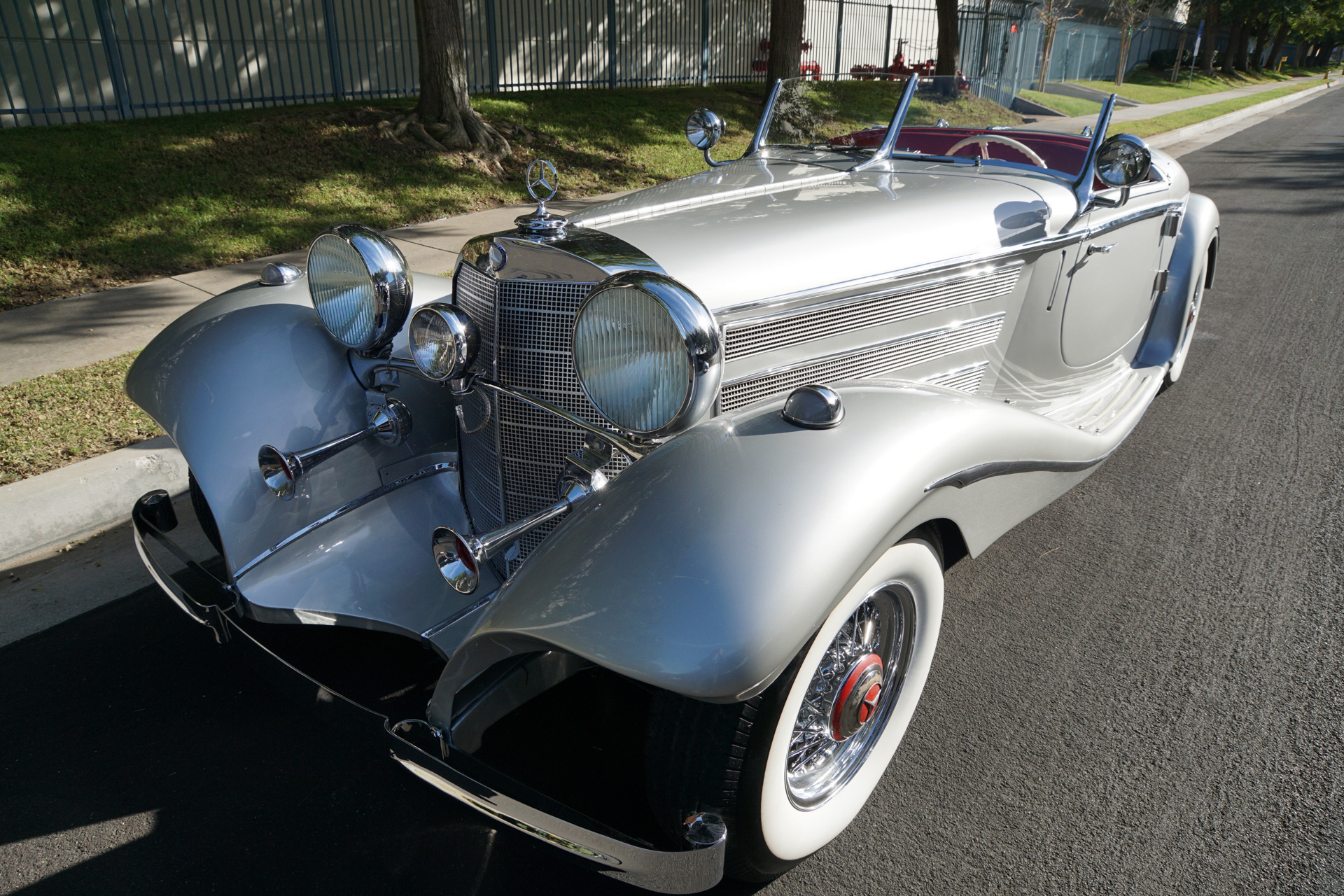 1936 Mercedes-Benz 540K Special Roadster Replica Stock # 441 for ...