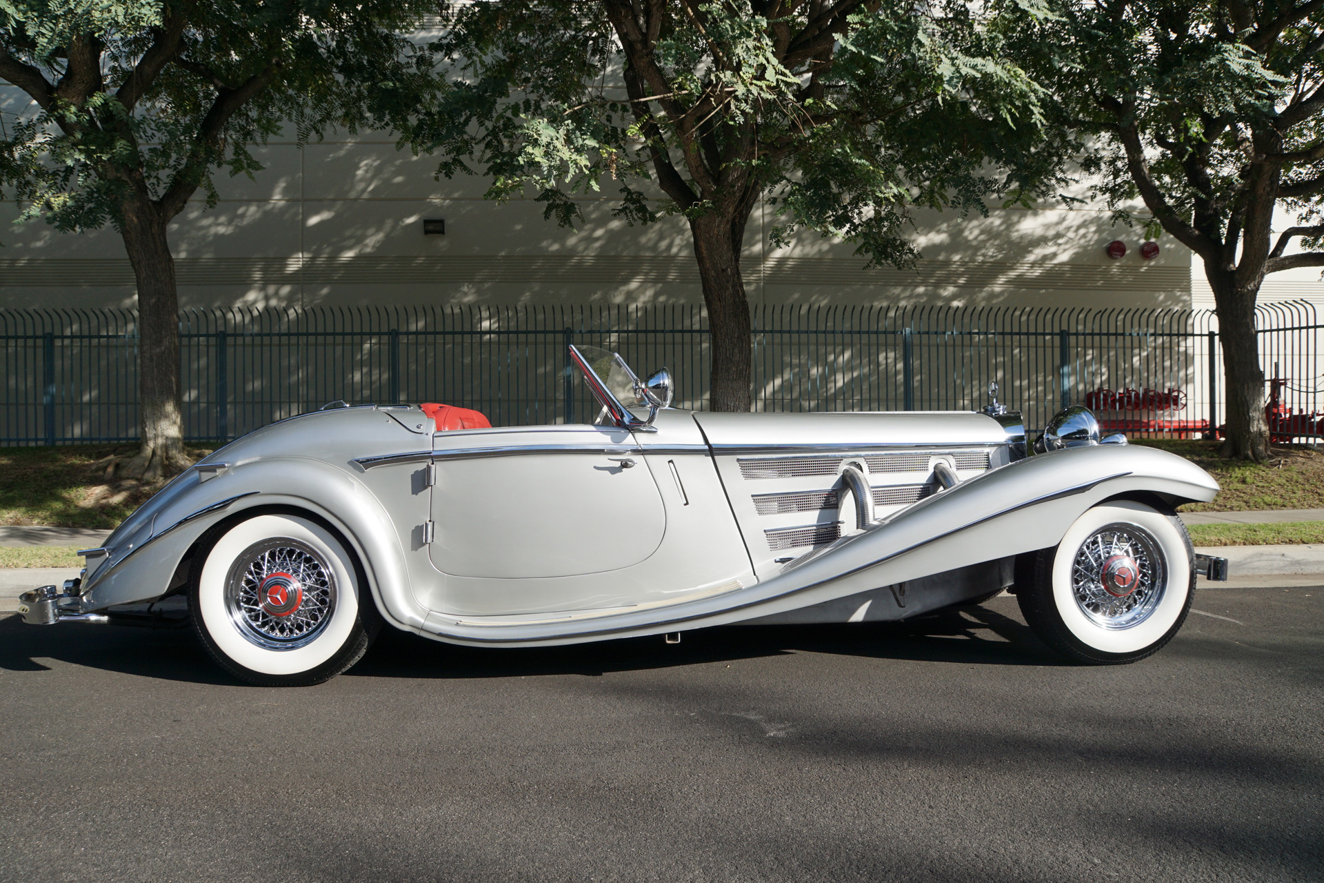 1936 Mercedes Benz 540k Special Roadster Replica Stock 441 For