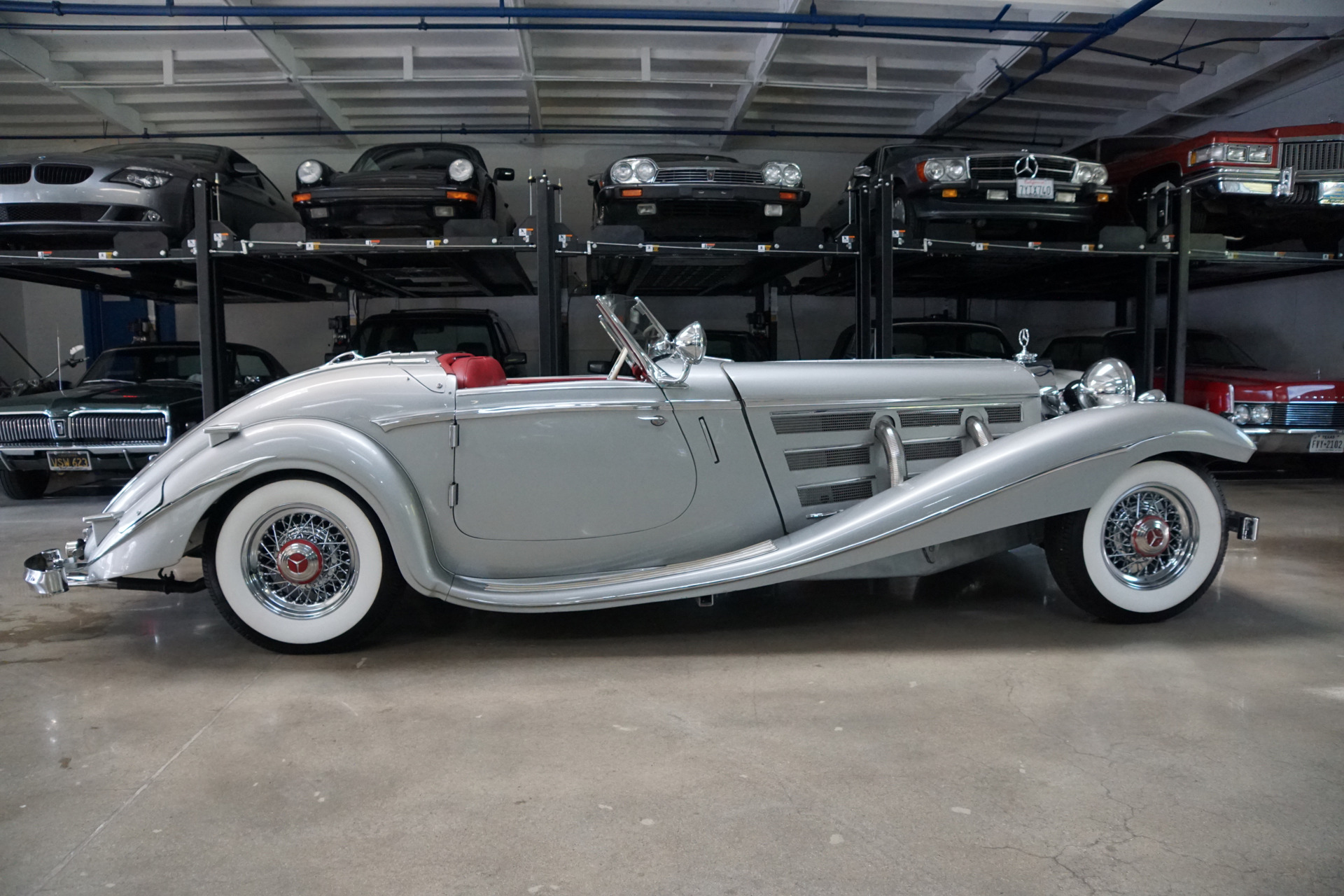 1936 mercedes benz 540k special roadster replica stock for 1936 mercedes benz 540k replica