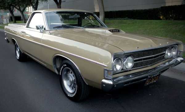Used 1968 Ford Ranchero 500 PICK UP TRUCK  | Torrance, CA