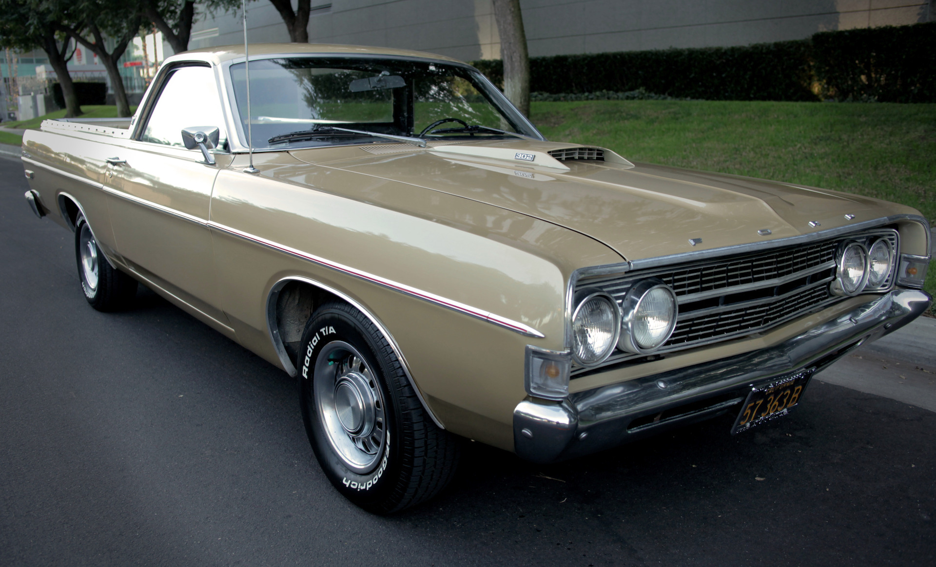 1968 Ford Ranchero 500 Pick Up Truck Stock 336 For Sale