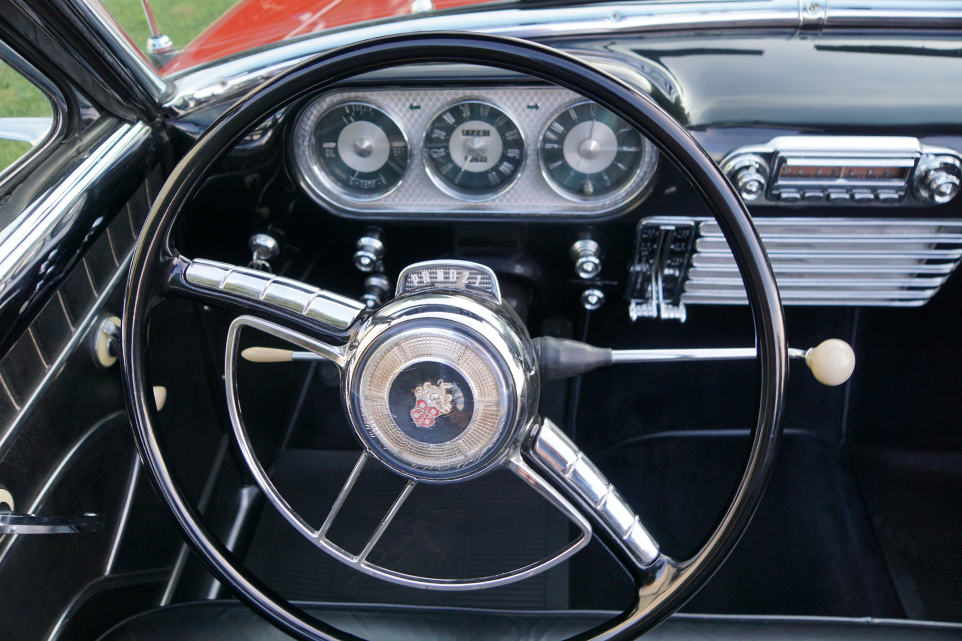 1953 Packard 2631 Series 2 Dr Convertible --: 77300 Miles 327 V8 AutomaticConvertible