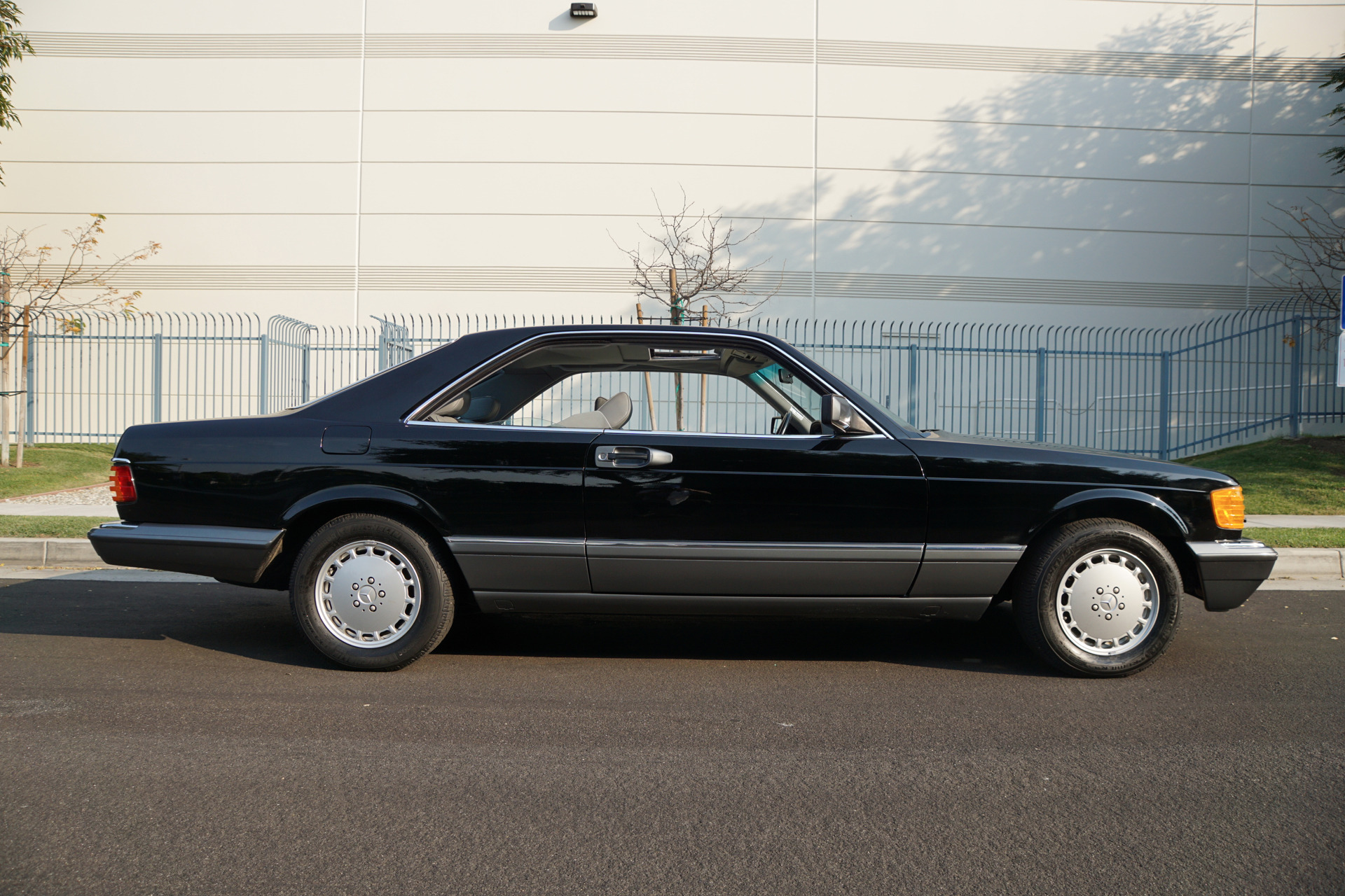 1991 mercedes benz 560 sec coupe 560 sec stock 611 for for Mercedes benz of torrance