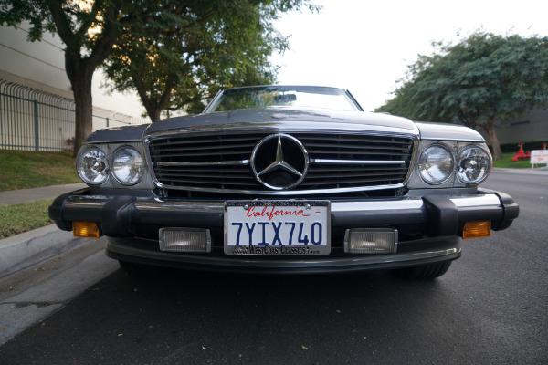 Used 1989 Mercedes-Benz 560-Class 560SL ROADSTER 560 SL | Torrance, CA
