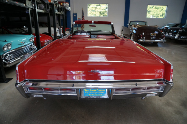 Used 1966 Lincoln Continental 4 DOOR CONVERTIBLE Leather | Torrance, CA