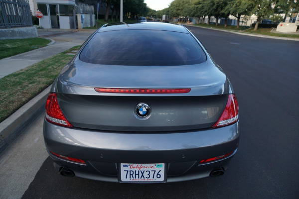 Used 2008 BMW 6 Series 650i 6 SPD MANUAL COUPE 650i | Torrance, CA