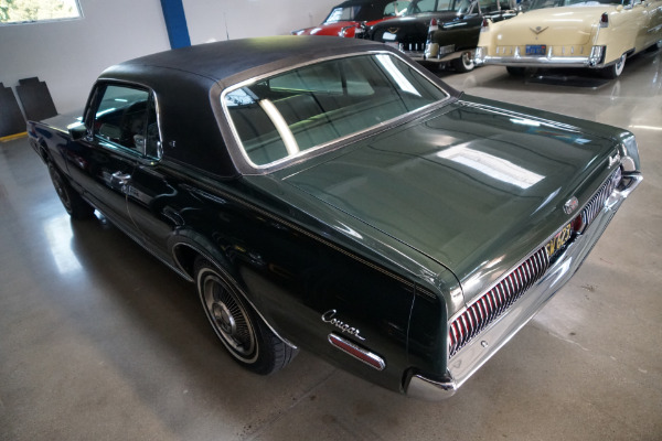 Used 1968 Mercury Cougar XR-7 Dark Ivy Gold Leather | Torrance, CA