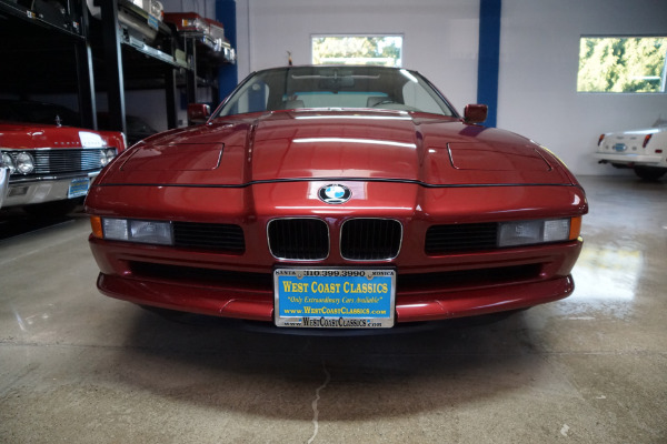 Used 1991 BMW 850i Coupe 850i | Torrance, CA