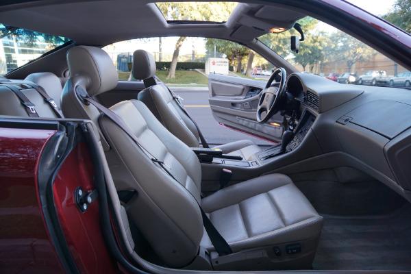 Used 1991 BMW 850i Coupe 850i   Torrance, CA