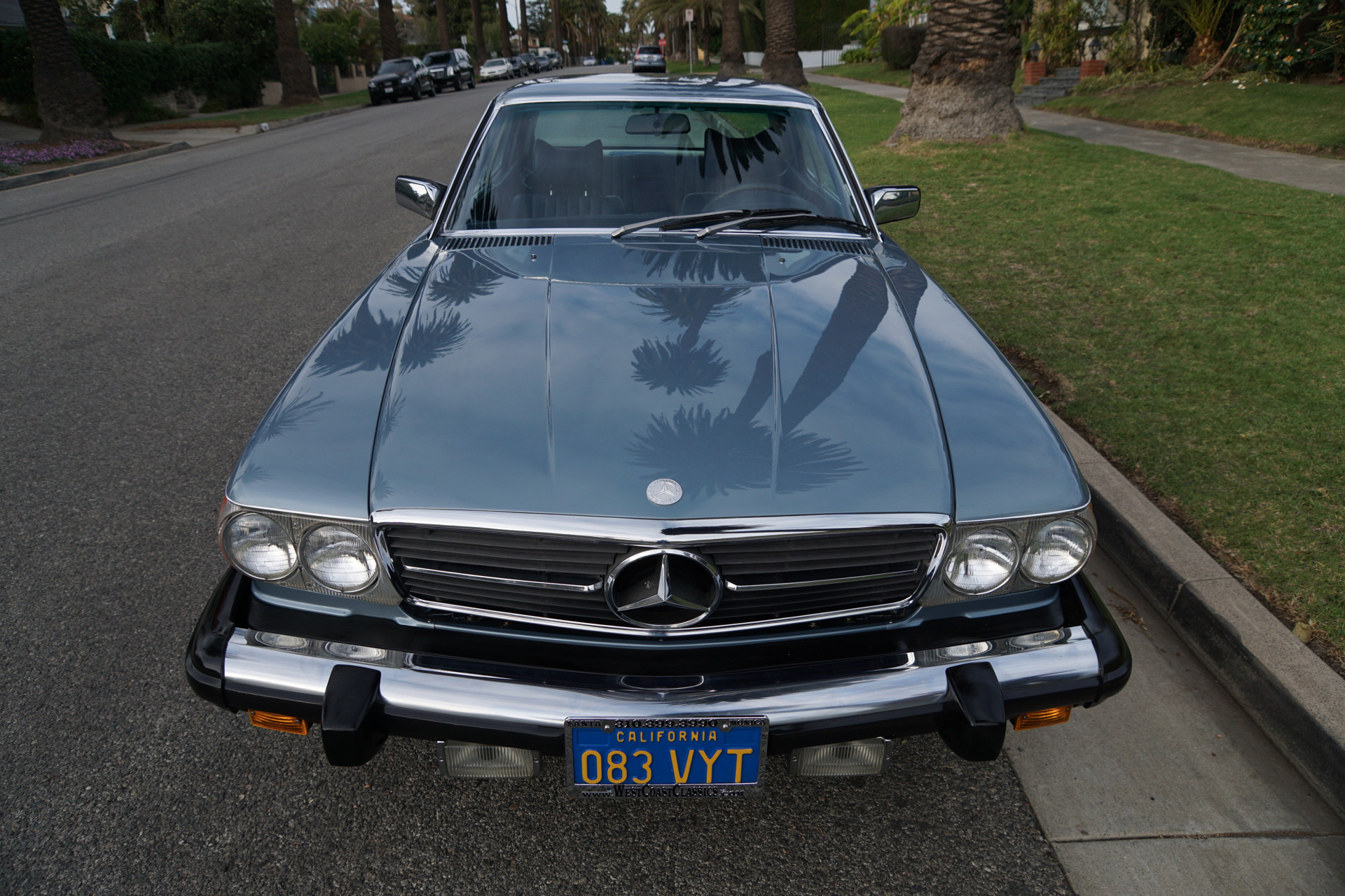 1978 mercedes benz 450slc stock 184 for sale near for Mercedes benz of torrance