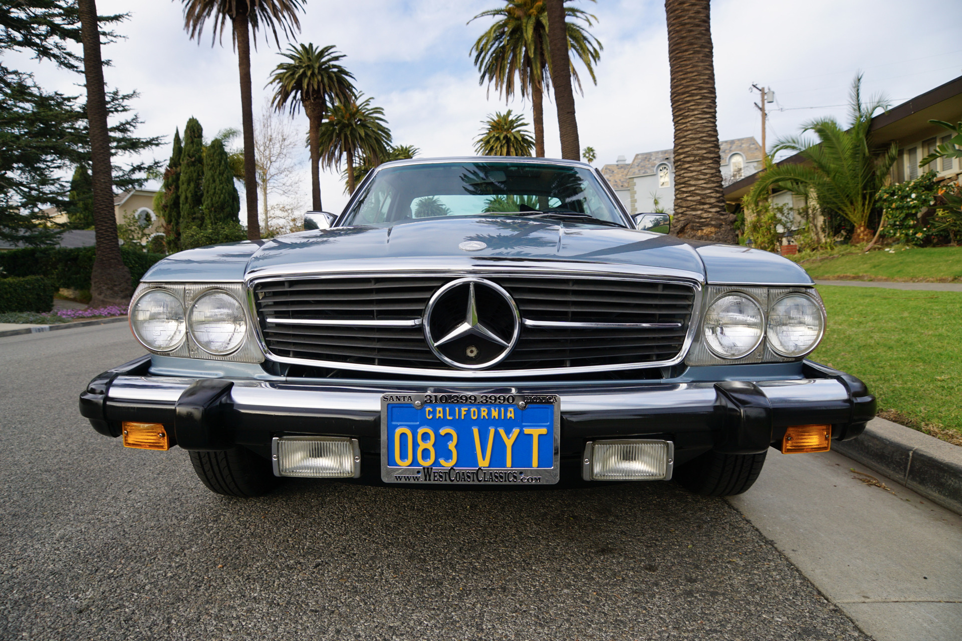 1978 mercedes benz 450slc stock 184 for sale near for Mercedes benz torrance
