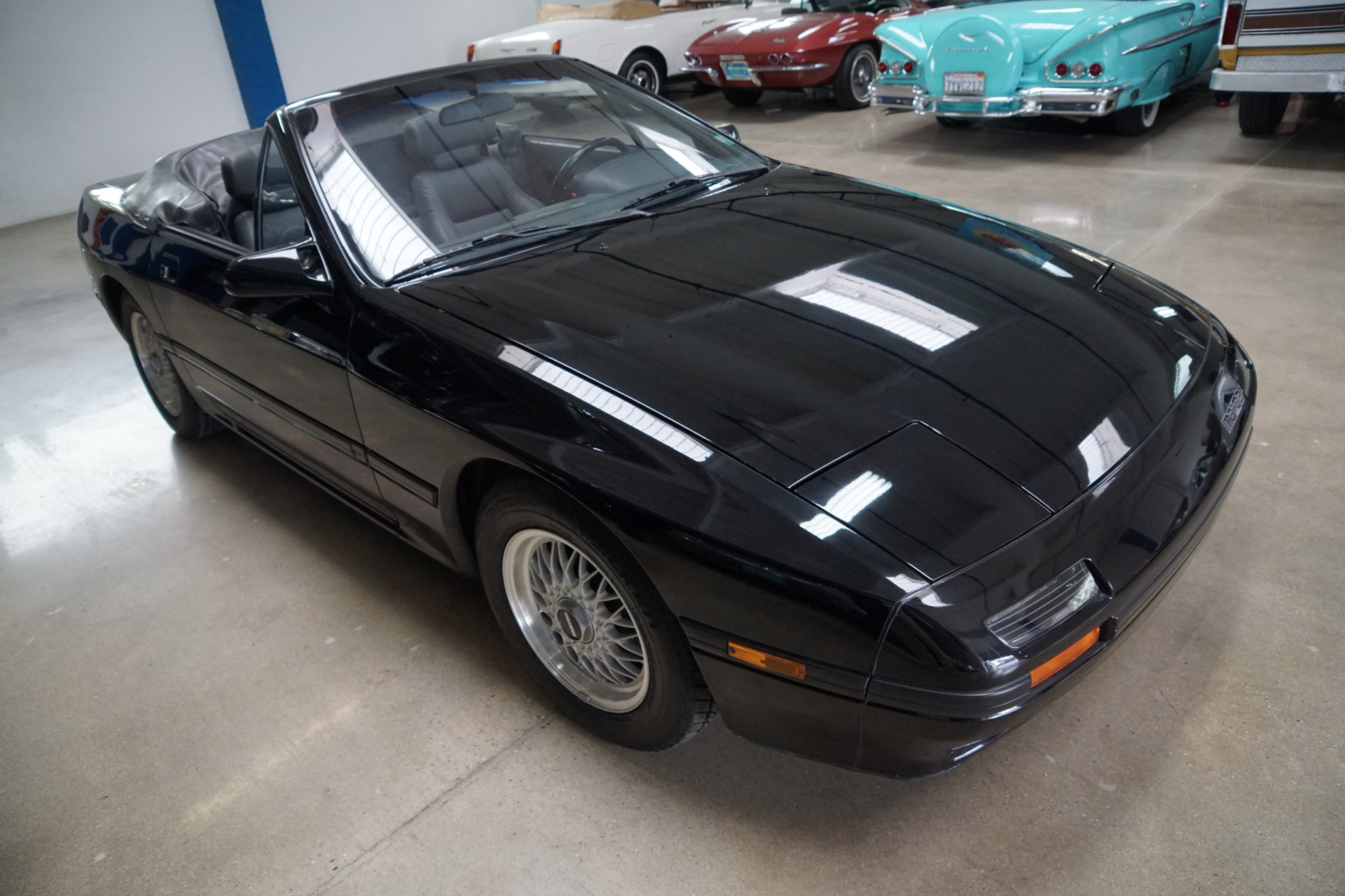 1988 mazda rx 7 convertible stock 283 for sale near torrance ca ca mazda dealer. Black Bedroom Furniture Sets. Home Design Ideas