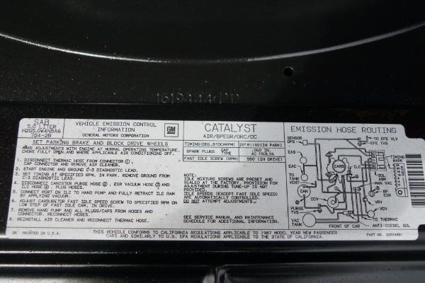 Used 1987 Cadillac Brougham D'Elegance Sedan | Torrance, CA