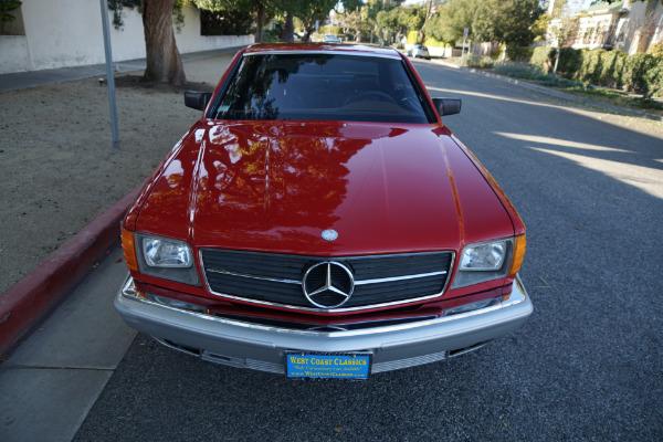 Used 1984 Mercedes-Benz 500 SEC 500 SEC | Torrance, CA