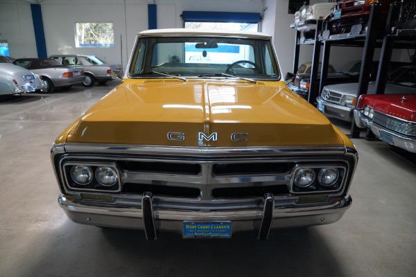 Used 1972 GMC Full Size C20 3/4 Ton Fleetside Longbed 2500 Sierra Grande Custom Camper | Torrance, CA