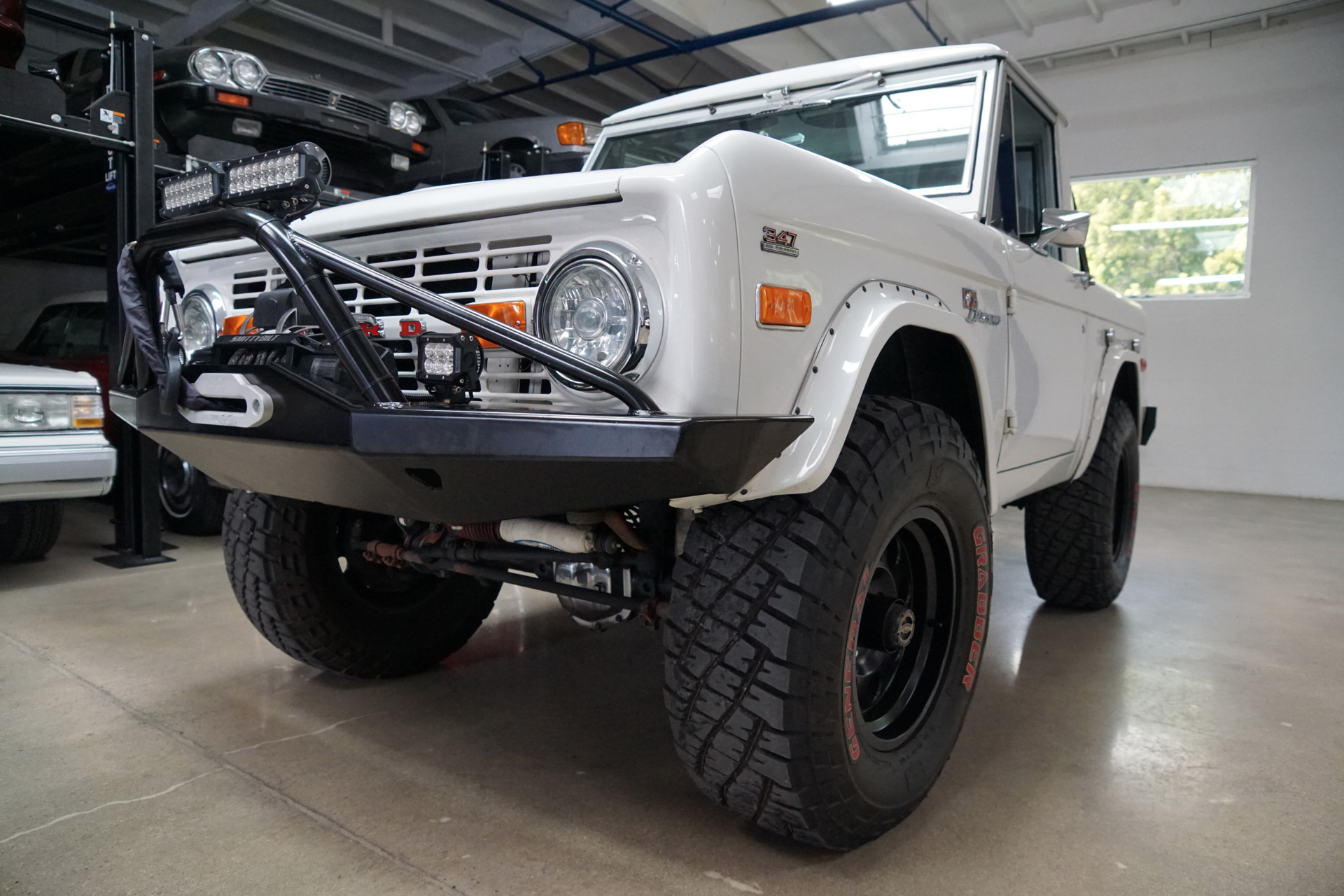Used 1968 ford bronco custom torrance ca