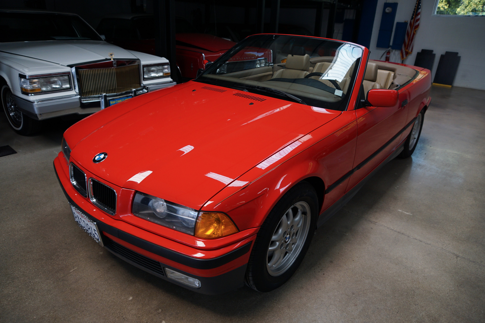 Used 1994 Bmw 325i Convertible Torrance